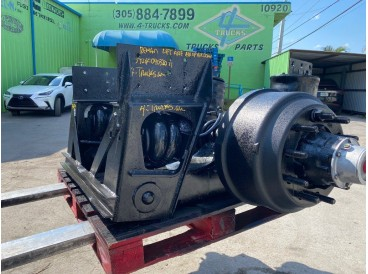 2009 HENDRICKSON AIR UP AIR DOWN LIFT AXLES DROP AXLES