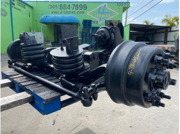 2014 HENDRICKSON STEERABLE LIFT AXLE LIFT AXLES DROP AXLES