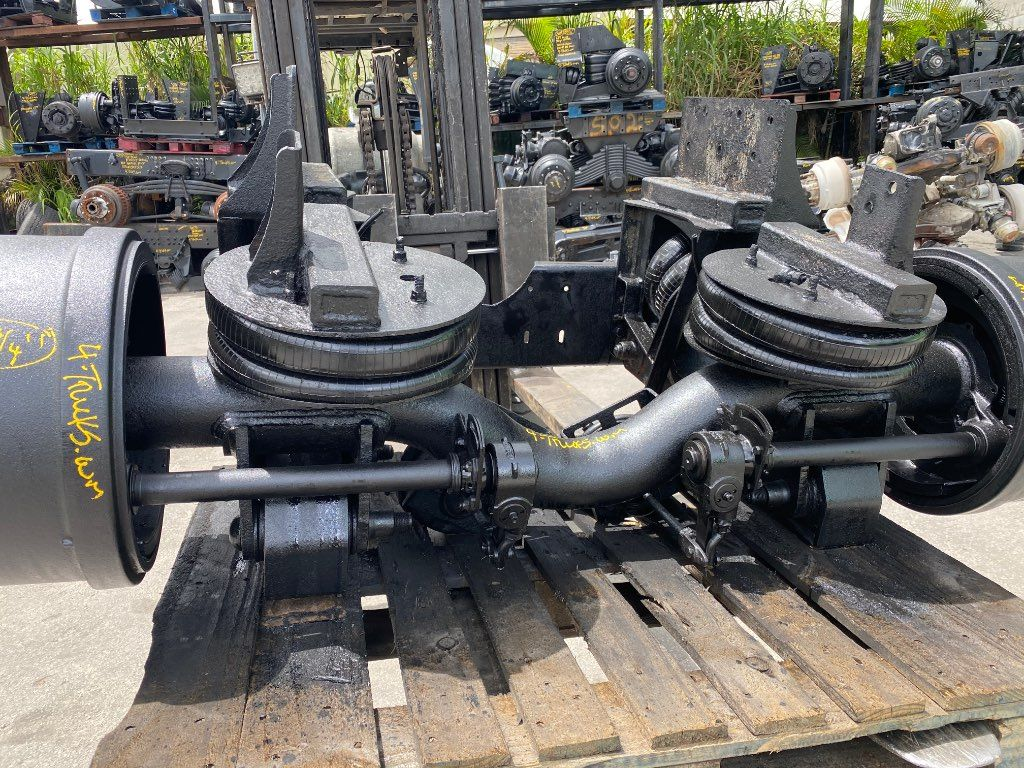2007 HENDRICKSON AIR UP AIR DOWN LIFT AXLES DROP AXLES