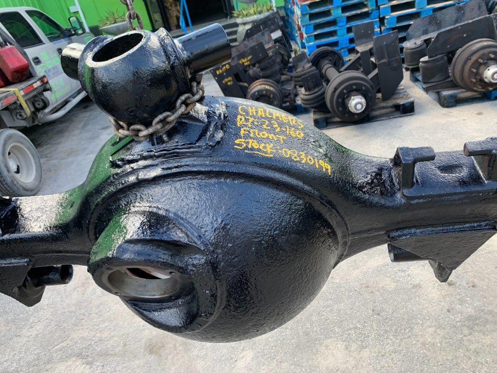 2005 ROCKWELL-MERITOR CHALMERS PARTS