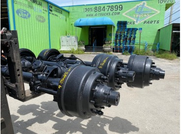 1999 HENDRICKSON ROUNG TRAILER AXLES