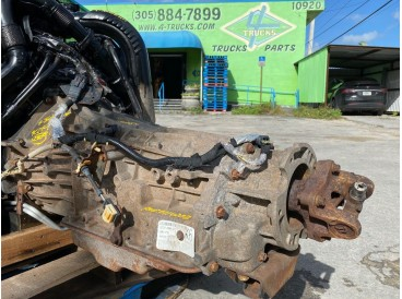 2009 FORD 9C2P-7000-BB TRANSMISSIONS AUTOMATIC