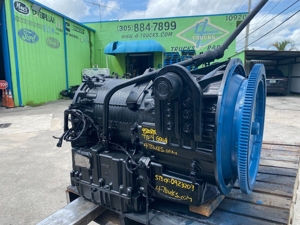 2010 ALLISON 4500RDS TRANSMISSIONS AUTOMATIC