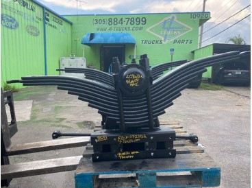 2012 MACK 44.000LBS CAMEL BACK TRUNNION ASSEMBLY  TRUNNIONS